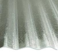 galvanized corrugated steel